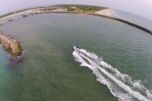 fishing boats charter catch water ocean inner coastal SkiBerg, LLC aerial videography photography