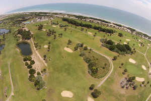 golf spessard holland perspective aerial course club